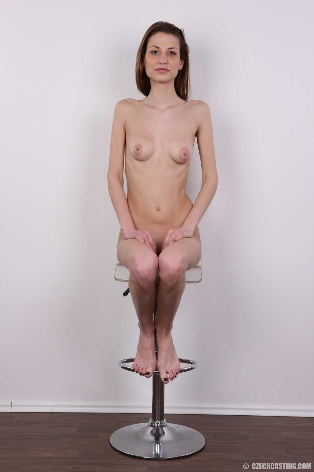 image Czech casting busty nikola rides the cock