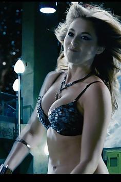 Alexa Vega in lingerie