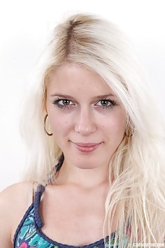 Czech Casting: Sandra (0690) aka Sweet Cat