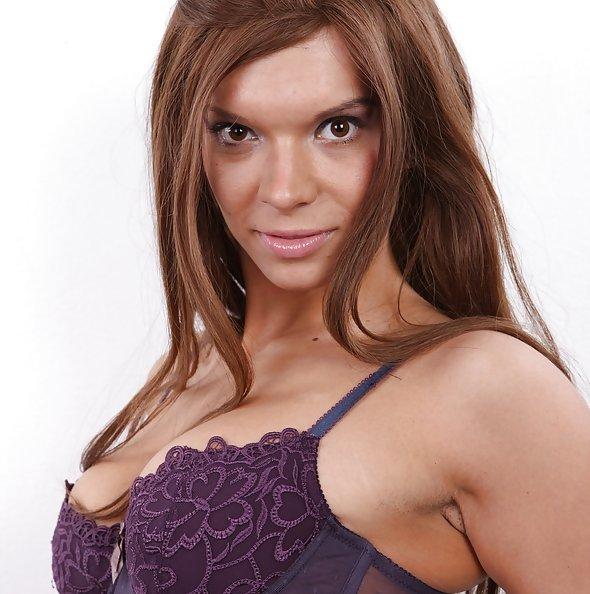 Czech Casting: Lucie (2920) aka Gabriella Della Moon