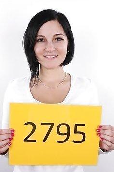Czech Casting: Stepanka (2795)