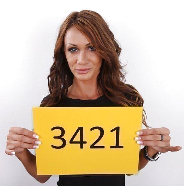 Czech Casting: Eva (3421) aka Cynthia Vellons