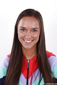 Czech Casting: Hedvika (2727) aka Viktoria Sweet