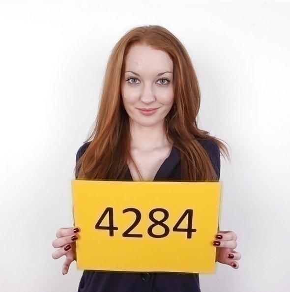 Czech Casting: Klara (4284) aka Ginger Sweets