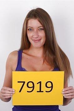 Czech Casting: Eliska (7919)