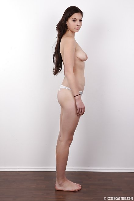 Amateur Czechcasting Frontal Body Scan Subject 21naturals 1