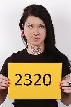 Czech Casting: Adela (2320)