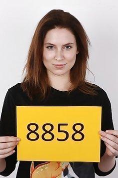 Czech Casting: Katka (8858)