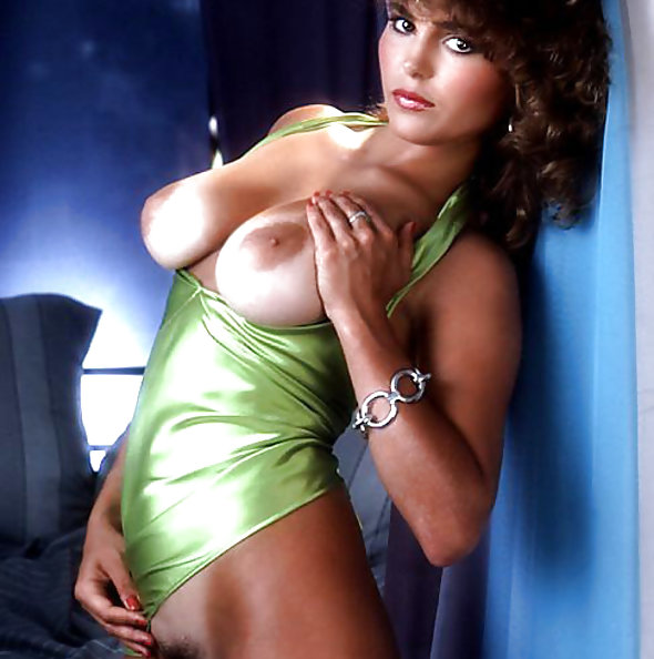 Playboy Playmate of the Month April 1987 Anna Clark