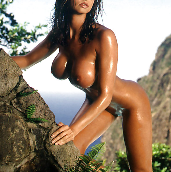 Playboy Playmate of the Year 1998 Karen McDougal