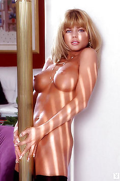 Playboy Playmate of the Month September 1995 Donna D'errico