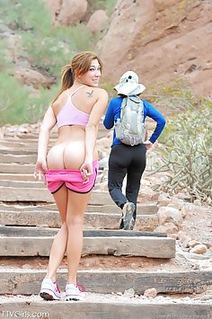 FTV Girls: Hannah Reilly nude hiker