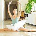 FTV Girls: ballerina Claire Evans - image