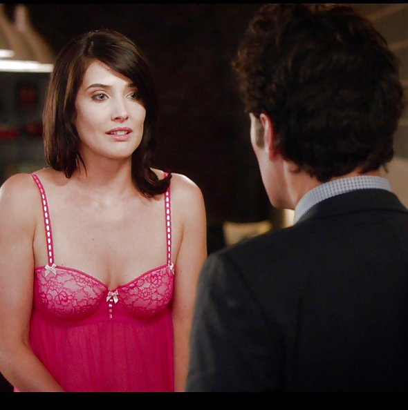 cobie smulders with dildo naked