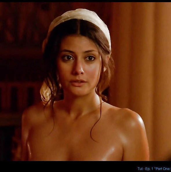 Sibylla Deen oiled & nude