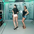 Tainster: girls in wet clothing - image