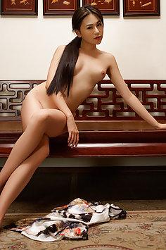 Playboy: Wu Muxi nude