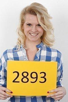 Czech Casting: Katarina (2893) aka Katarina Adamickova