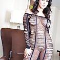 Sunny Leone in sheer dress - image
