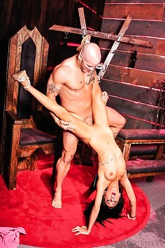 SunLustXXX: Amia Miley fucked in dungeon