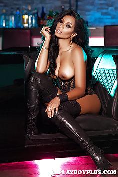 Playboy: Karlie Redd naked