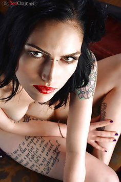 The Red Chair: Mizz Amanda Marie