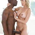 Blacked: Brandi Love takes huge black cock - image