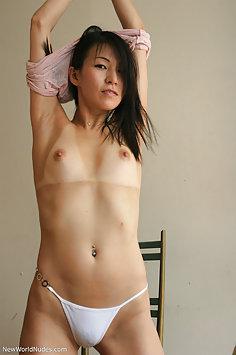 Daisy Beach: Eriko nude