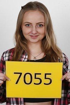 Czech Casting: Irena (7055) aka Lady Bug