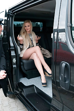PornDoe Fucked In Traffic: Katie Sky