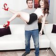 Pimp.XXX: petite Anna DeVille sex with James Deen - image