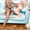 Pimp.XXX BCM: Rachele Richey interracial with BBC - image