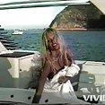 Vivid: Pamela Anderson nude & wet in sextape - image