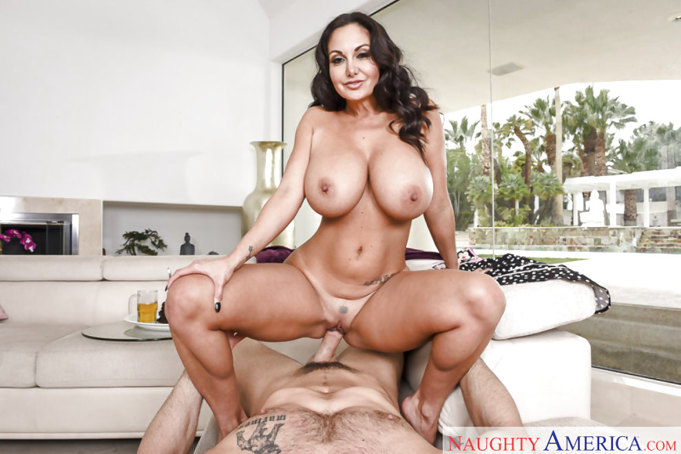 Horny August Ames Uncensored